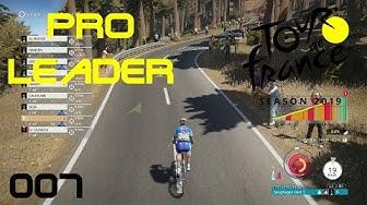 Tour de France 2019 [PS4] - Pro Leader #007 - Ergebnisse werden besser - Let's Play