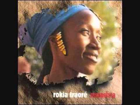 Rokia Traore Mouneissa - 'Sabali' Mali West Africa