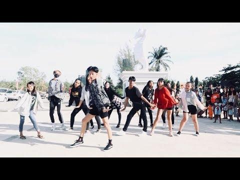 [CHALLENGE] KPOP RANDOM DANCE  PUBLIC 2018 in CAMBODIA