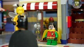 LEGO BATMAN MOVIE - Can Robin fly?