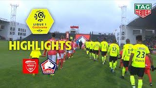Nîmes Olympique - LOSC ( 2-3 ) - Highlights - (NIMES - LOSC) / 2018-19