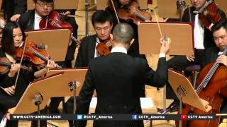 Famous Chinese composer creates music about natural disasters