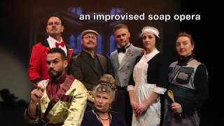 Yvette Odette | The Grand Exotic Budapescht Hotel | soap opera | Impro Melbourne |Improv Melbourne