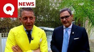 Lapo Elkann e la nuova sede di Garage Italia Customs in Piazzale Accursio a Milano   Quattroruote