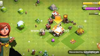 Clash Of Clans Gameplay #1