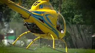 Helicopter - Rotorway A600 - Helikopter - Builder Tour
