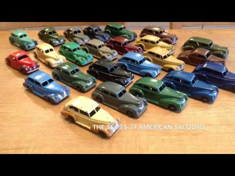 Collection Dinky toys Vintage