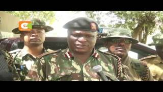 Thousands flee ahead of disarmament exercise in Baringo