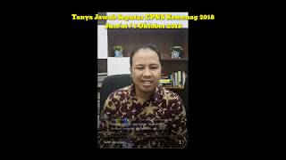 Download Video Tanya Jawab Seputar CPNS Kemenag 2018 MP3 3GP MP4