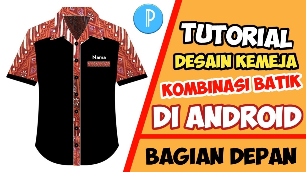 Download Mockup Kemeja Batik Yellowimages