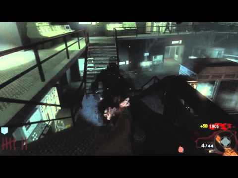 """Black Ops, How To Activate The Only Trap On """"Five"""" Gameplay/Commentary"""