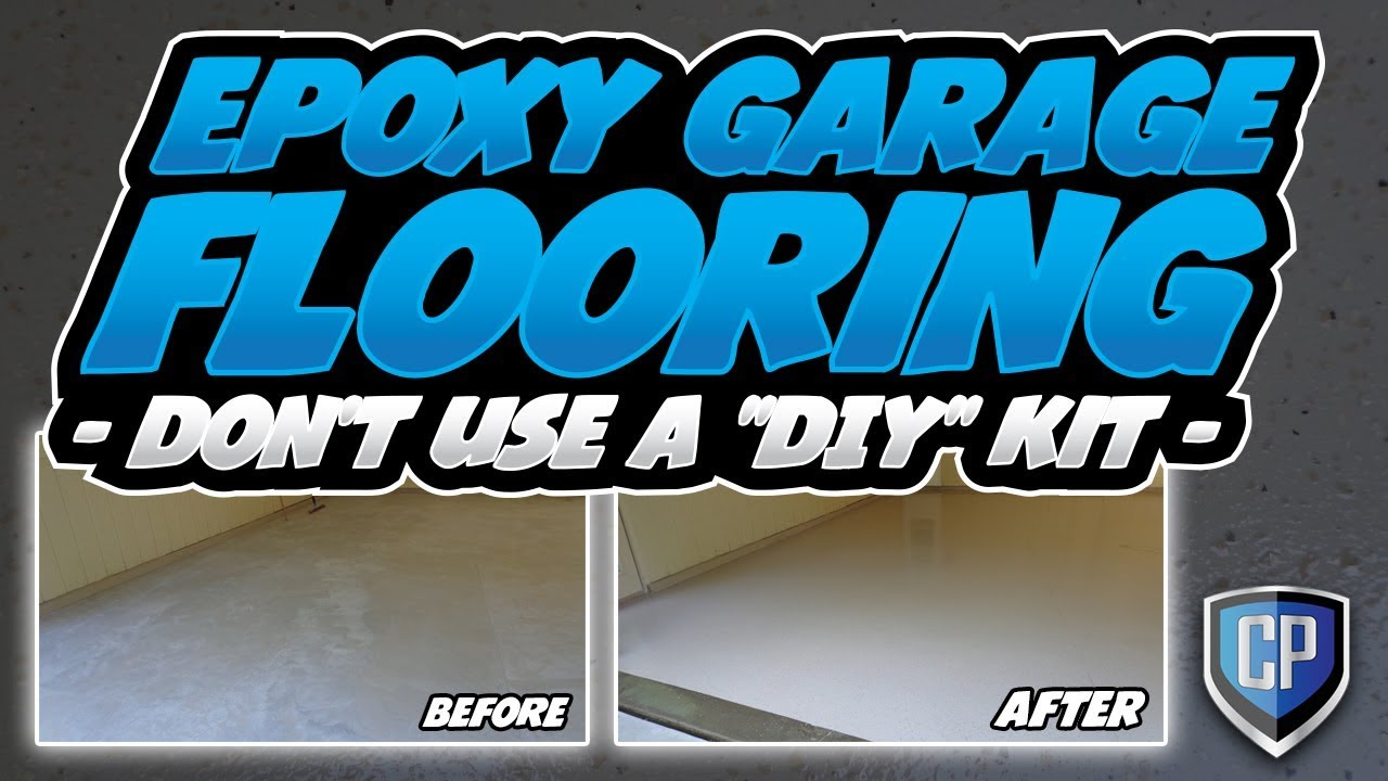 Epoxy garage flooring dont use a diy kit youtube epoxy garage flooring dont use a diy kit solutioingenieria Images