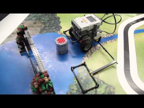LEGO Mindstorms NXT Robotics Intro/Intermediate Summer Camp 2013