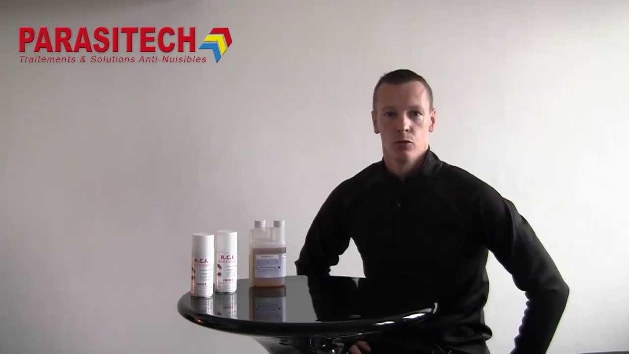 kit de traitement contre les puces parasitech youtube. Black Bedroom Furniture Sets. Home Design Ideas