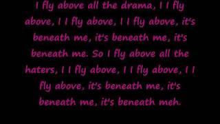 Fly above kandi