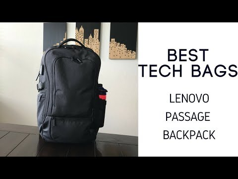 Best Tech Bags: Lenovo 17