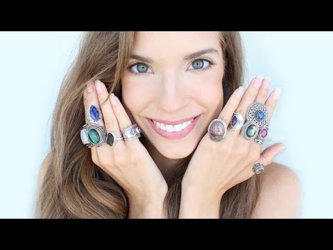 GEMSTONE JEWELRY COLLECTION!