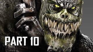 Batman Arkham Asylum Walkthrough Part 10 - Killer Croc (Return to Arkham Remaster Gameplay)