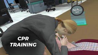 FreeRangeXR CPR Training