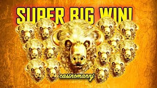 🐂 😆LOTS OF HEAD! 😆🐂 SUPER BIG WIN!! - BUFFALO GOLD SLOT -  - Slot Machine Bonus