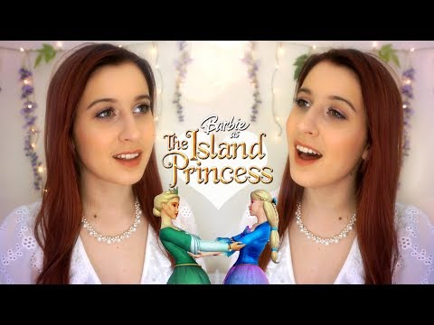 Right Here In My Arms (Reunion) Cover || Barbie As The Island Princess