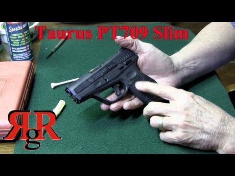 Taurus PT709 Slim Field Strip
