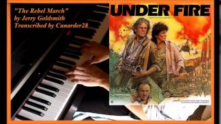under fire jerry goldsmith piano