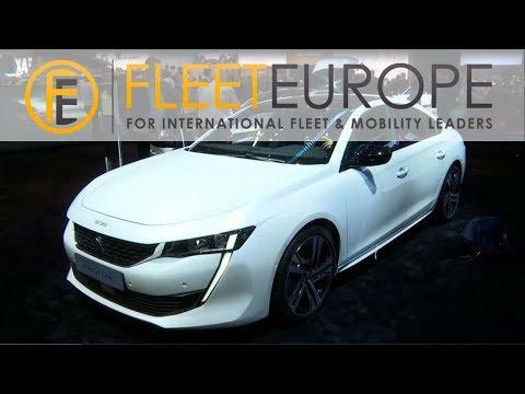 PSA at the Geneva Motor Show