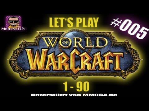 [#005] Let's Play: World of Warcraft   1 - 90   Allianz   Zwerg Jäger   German / Deutsch   HD