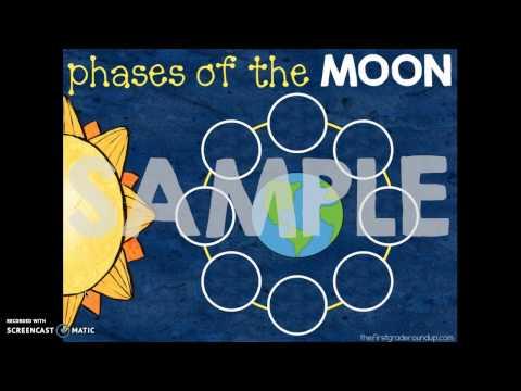 Sun Moon Stars Interactive Slides