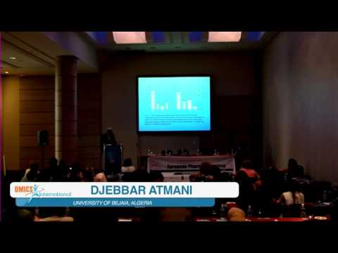 Djebbar Atmani | Algeria  | European Pharma Congress   2016 | Conferenceseries LLC