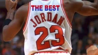 MICHAEL JORDAN - Introduction / I Believe I Can Fly / Last Minute of the 1998