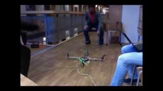 Quadcopter - Project 2013