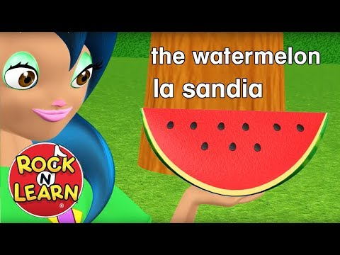 Learn Spanish for Kids - Food, Activities & Animals