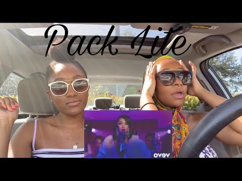 Queen Naija Pack Lite (Official Music Video) REACTION !!!!