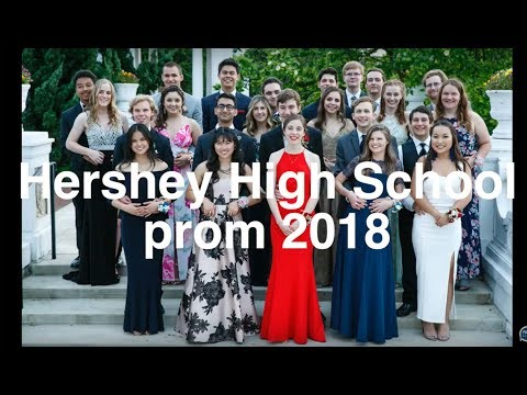 Scenes from the 2018 Hershey High School prom