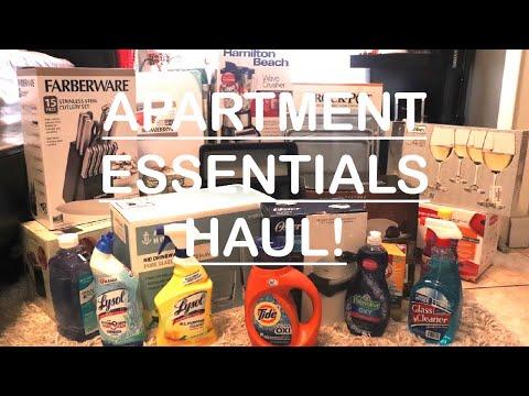 my-first-apartment-series-|-apartment-essentials-haul-#1|-amazon,-walmart,-burlington,-ollies
