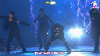 [Engsub] Kim Hyun Joong - Please be nice to me@Persona In Seoul Encore Concert