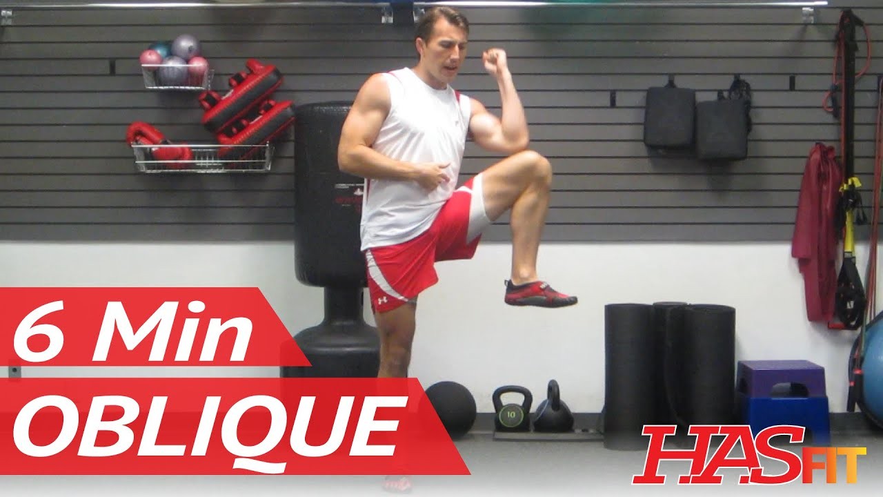 6 Min Oblique Workout To Lose Love Handles Getting Rid