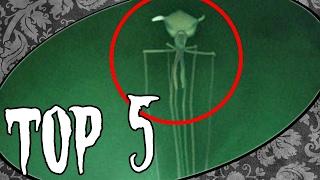 Top 5: Criaturas Misteriosas ou Inexplicadas do Fundo do Mar