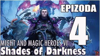 Heroes of Might and Magic VI: Shades of Darkness | #4 | Jorgen | CZ / SK Let's Play / Gameplay