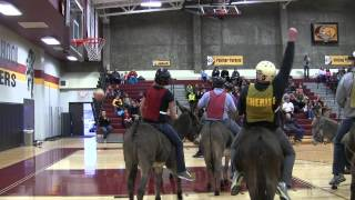 Deschutes, Crook counties play donkeyball to help Shrine Club
