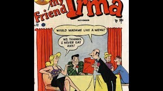 "My Friend Irma  -  ""Five Hundred Dollars""  03/07/49 (HQ) Old Time Radio/Comedy"