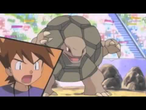 Ash Vs Gary Amv Pokemon Youtube