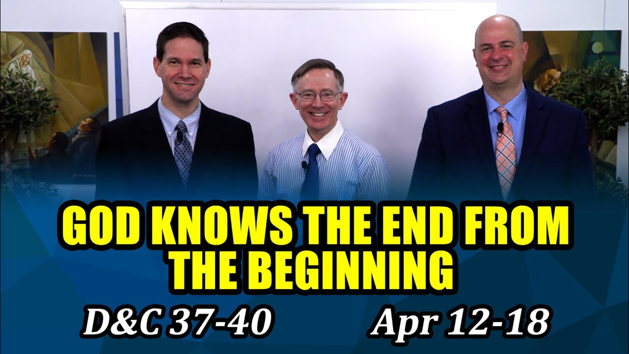 Download Come Follow Me Insights (Doctrine and Covenants 37-40, Apr 12-18)