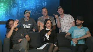 Nite Three at E3 2018: Janina Gavankar, Sean Krankel, and More!