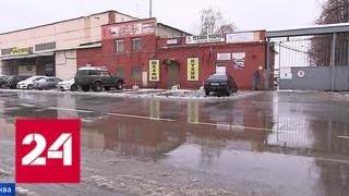 И мех, и грех: почти полсотни норковых шуб вынесли через окно склада - Россия 24
