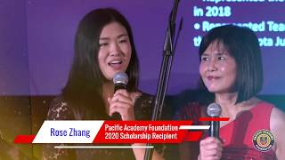 2020 Pacific Academy Foundation Benefit Concert Highlights