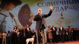Никита Михалков представил в Москве  фильм
