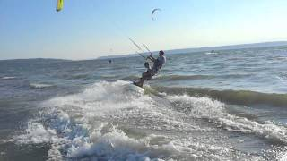 Copy of Father and Son Jetty Island Kite Surfing vid #3